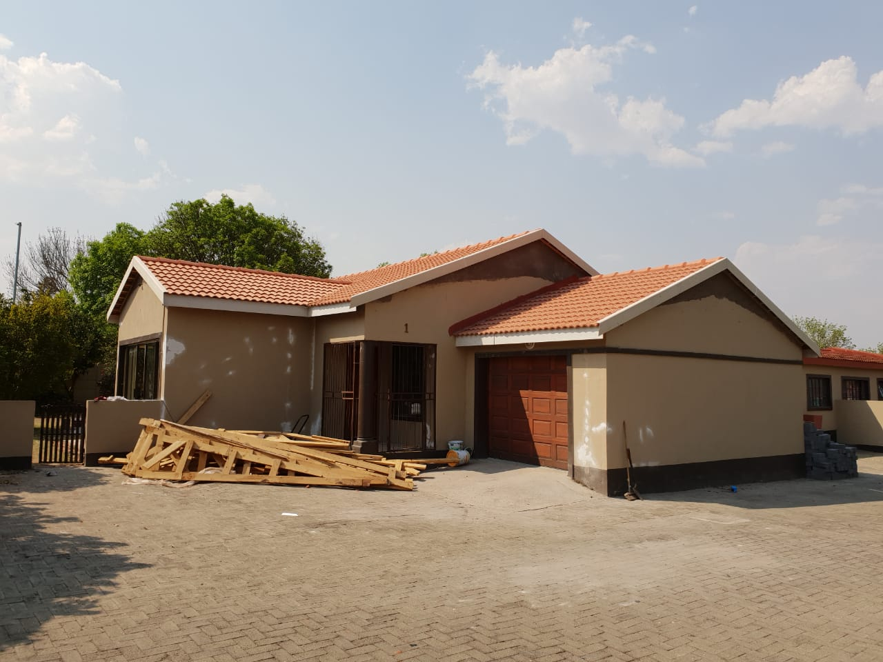 Complete Re-Roofing with Concrete Tiles