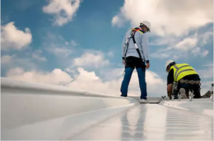 Commercial Roof Inspection