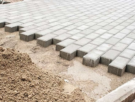 Industrial Pavers