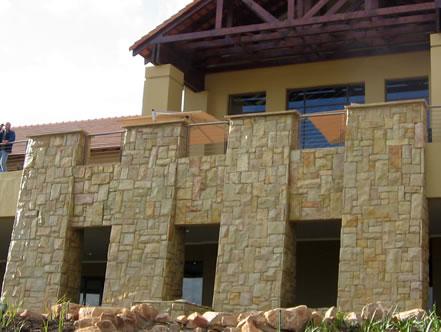 Natural Sandstone Cladding