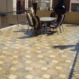 Full Paving Block Pavers