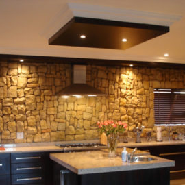 Rock Random Cladding Walling