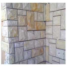Sandstone B3 wall cladding