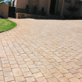 Square Cobble Paving stones