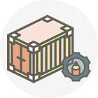 Custom Container Conversion Design